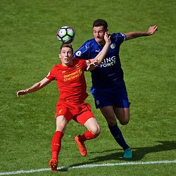 160911 Liverpool U23 v Leicester City U23