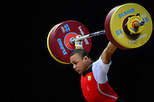 Weightlifting, Mens - 85kg Group A