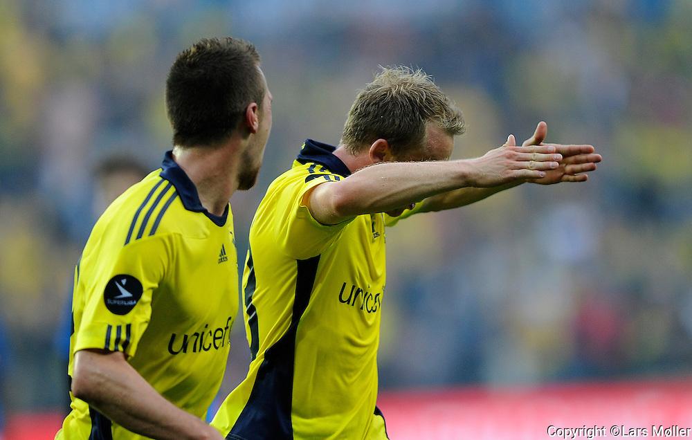 DK Caption:<br /> 20110911, Br&oslash;ndby, Danmark:<br /> Superliga fodbold, Br&oslash;ndby - HB K&oslash;ge:<br /> Michael Krohn-Dehli, BIF Br&oslash;ndby.<br /> Foto: Lars M&oslash;ller<br /> <br /> UK Caption:<br /> 20110911, Brondby, Denmark:<br /> Superleague football  Brondby - HB K&oslash;ge:<br /> Michael Krohn-Dehli, BIF Br&oslash;ndby.<br /> Photo: Lars Moeller