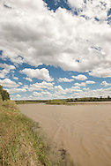 Yellowstone River, south of Sidney Montana