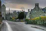 Photos de villages de Bretagne (Finistere, Cotes d'armor, Ile-Et-Vilaine)