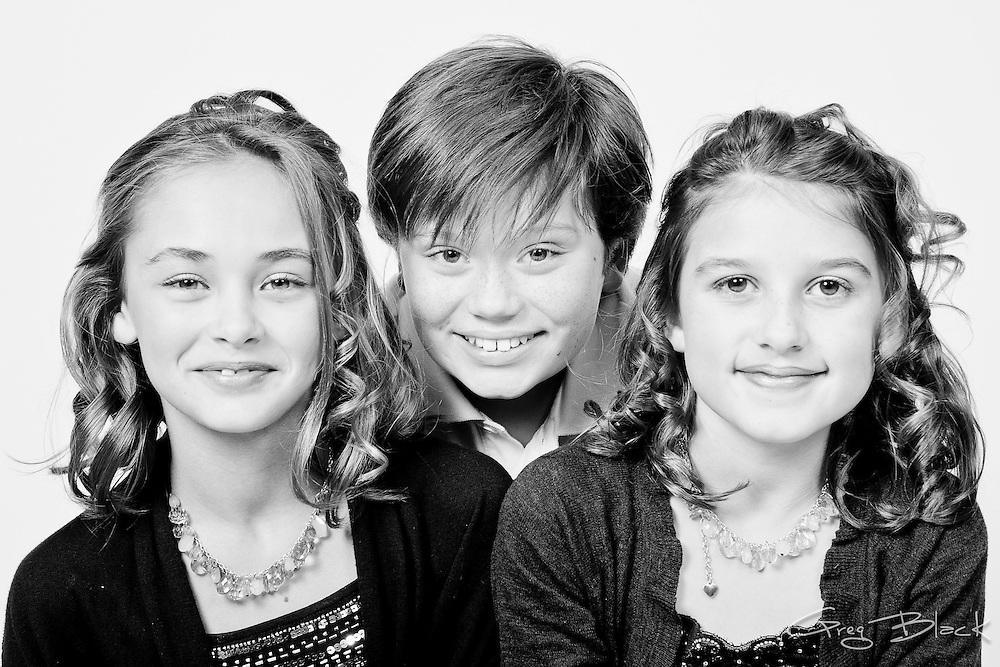 Brielle, Alia, Colin