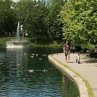 ET Matkaopas - Lafontaine Park