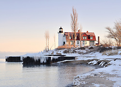 Point Betsie Lighthouse<br />