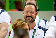 Kroonprins Haakon  in RIO