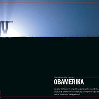 """Partial sign showing the word """"vote"""" at the end of one of President elect Obama's final campaign rallies in Virginia."""
