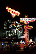 Harley Davidson Las Vegas Cafe, Las Vegas, Nevada