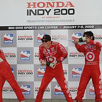 2009 INDYCAR RACING MID OHIO
