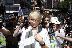 MAY 26 2013 Celebrities during Formula One Grand Prix of Monaco