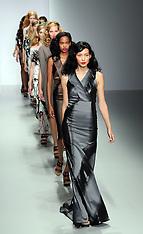 SEP 17 2013 Maria Grachvogel show at London Fashion Week S/S 2014