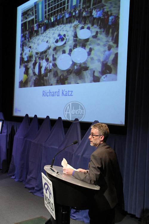 World Affairs Council World Citizen and World Educator awards, 2012. Hands for a Bridge: Richard Katz.
