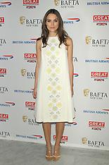 NOV 18 2014 Keira Knightley at BAFTA New York Presents