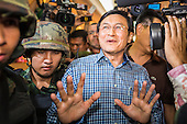 Soldiers Arrest Thai Politician