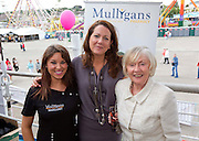 1/7/2011.no charge for repro.Vicky Walsh, Susan Mulligan and Sheila Mulligan, Mulligan Group pictured at the Fashion Show on board the Mir Tall Ship.Picture Dylan Vaughan