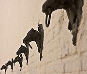 Sevilla bull fighting arena photo Piotr Gesicki stables