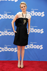 MAR 10 2013 The Croods Premiere, New York