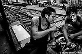 2012 - Living in the Railway - Thailand