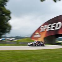 #88 Velox Motorsport Porsche 911 GT3 Cup: Shane Lewis, Vic Rice