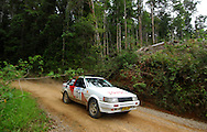 Ben & Matt Cullen .Motorsport-Rally/2008 Coffs Coast Rally.Heat 2.Coffs Harbour, NSW.16th of November 2008.(C) Joel Strickland Photographics