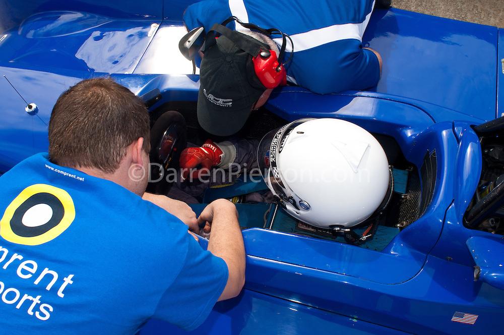 #94 Comprent Motorsports Cooper Prototype Lite: Darryl Shoff