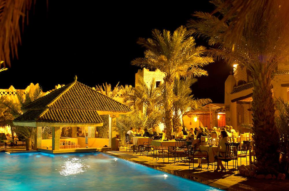 Hotel Kasbah Xaluca Maadid, Erfoud, Morocco