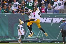 October 13, 2013: Pittsburgh Steelers at New York Jets
