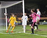 Scotland 21s v Estonia 28-03-2017