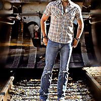 AMC's Hell on Wheels train to the CMA Awards with Jason Aldean on Tuesday, Nov. 8, 2011, in Nashville, Tenn. Photos/Donn Jones Photography)