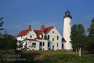 02: LAKE SUPERIOR POINT IROQUOIS LIGHTHOUSE