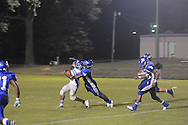 Water Valley vs. Vardaman in preseason football action on Friday, August 13, 2010.