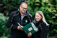 Commercial photography for Green Tourism, Atholl Place, Perth, Scotland