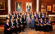 Beatrix bij concert European Union Youth Orchestra