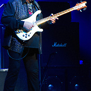 Chris Squire of Yes performing at ACL Live, Austin, Texas, March 14, 2013.
