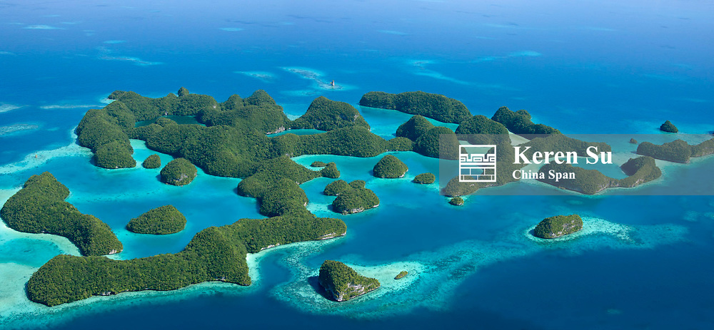 Rock Islands, Palau, Micronesia