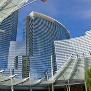 Aria Hotel at City Center. Las Vegas, NV. USA.