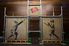 APR 24 2014  Stealing Banksy - press conference