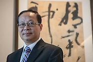 Pin Tai, president of Cathay Bank.