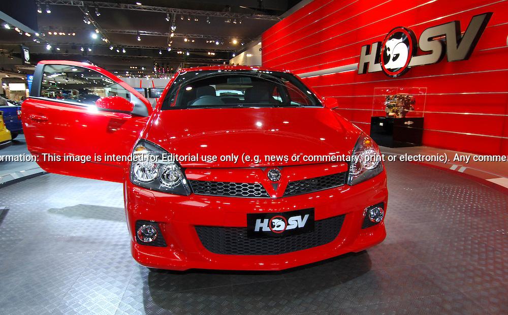 Holden Special Vehicles - HSV VXR concept | Joel Strickland ...