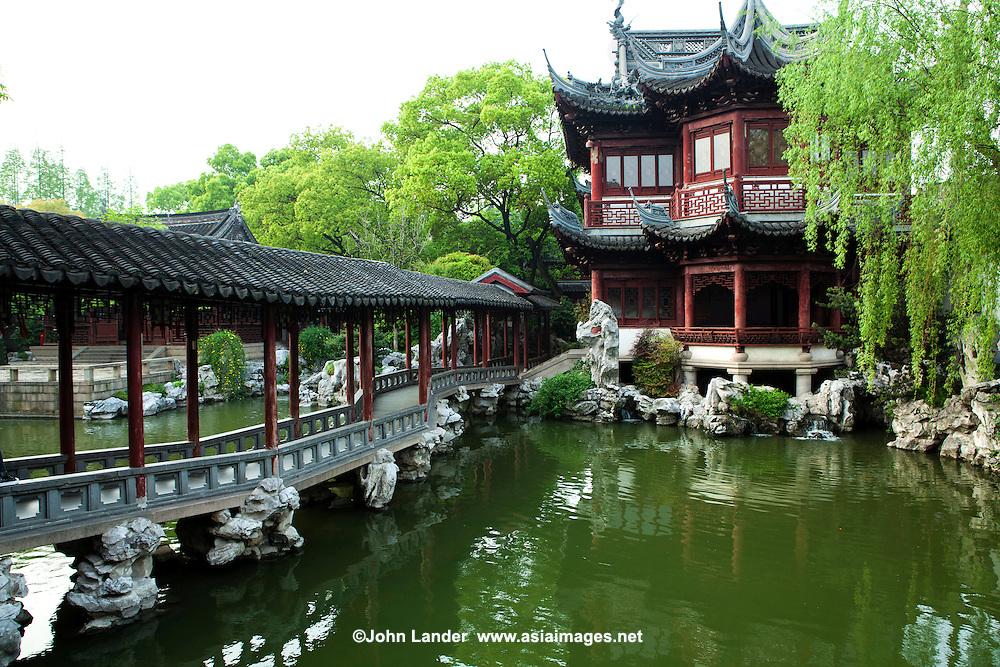 Yuyuan Garden Shanghai   John Lander Photography