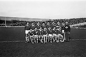 1967 Railway Cup Hurling Final Munster v Leinster