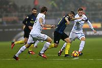 can - 21.12.2016 - Milano - Serie A 2016/17 - 18a giornata  -  Inter-Lazio nella  foto: Ever Banega