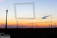 windpark, Burgenland, Austria
