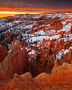 Bryce Canyon Nationa Park in Utah.