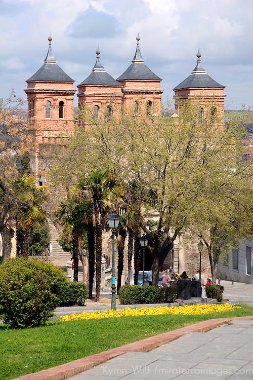 Europe, Spain, Toledo. Toledo, Spain.