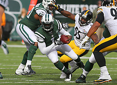 November 9, 2014: Pittsburgh Steelers at New York Jets