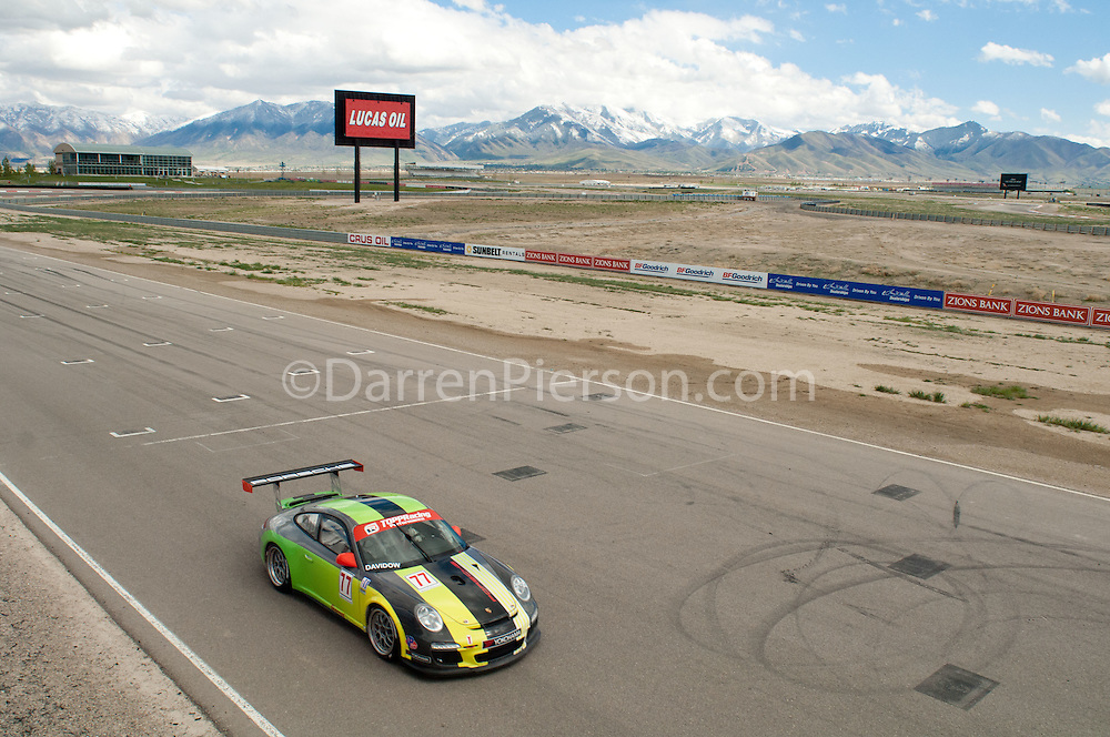 #77 Topp Racing Porsche GT3 Cup: Seth Davidow