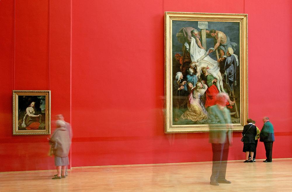 Lille Interior Of The Mus E Des Beaux Arts Fine Arts