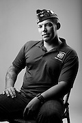 Joseph Kelb<br /> Army<br /> SGT (E-5)<br /> Electronics Technician<br /> 2003-Present<br /> OIF, OEF<br /> <br /> Veterans Portrait Project<br /> Louisville, KY<br /> VFW Convention <br /> (Photos by Stacy L. Pearsall)