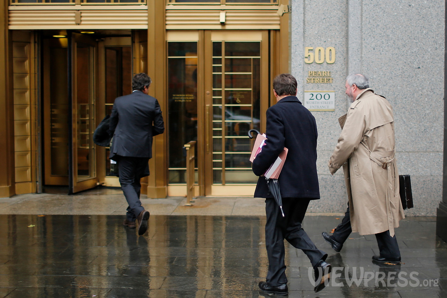 Argentina Debt hearing at Federal court in New York