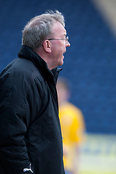 Alex Smith, Falkirk interim manager..Falkirk 4 v 0 Cowdenbeath, 6/4/2013..©Michael Schofield..
